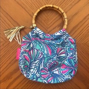 Small Lily Pulitzer for Target my fans purse